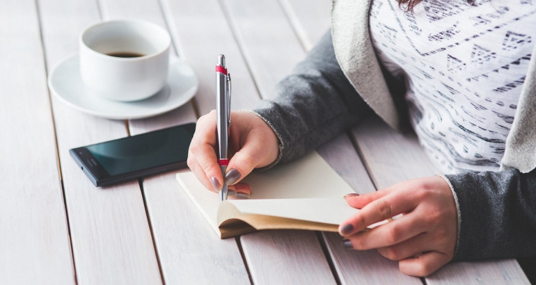 3 Ways journaling can change your life