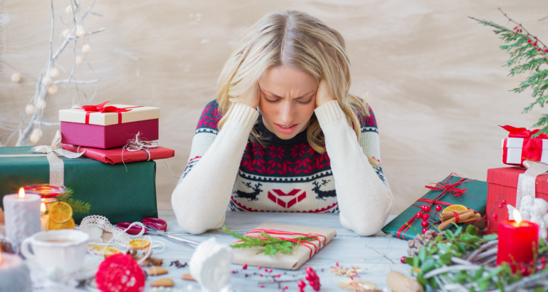 3 great ways to beat holiday stress for good!