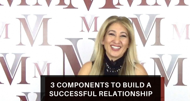 3 important components for a successful relationship